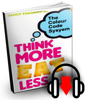 Think More Eat Less Colour Code System - Weight Loss.